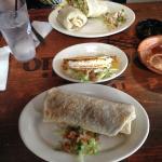 Chicken, Bean/Cheese Burritto's, Taco Supreme