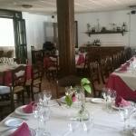 Hotel Sierra y Cal, restaurante.