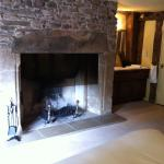 Hastings inglenook fireplace