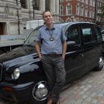 David & his taxi