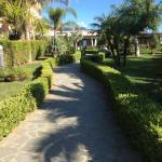 Esterno hotel Sciaron