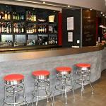 le bar et l'accueil