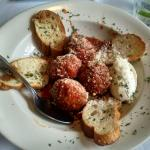 Meatball Appetizer