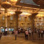 Cairo Ramses Train Station