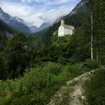 Wanderung zum St Georgenberg