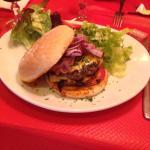 Excellent Burger, comme tout le reste de la carte d ailleurs !!!