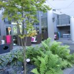 Внутренний сад отдыха