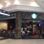 Photo of starbucks cafe