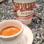 Menehune Coffee espresso