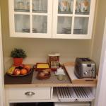 Butler Pantry - East Room - Flexible Breakfast Items