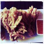 Enoki Fries