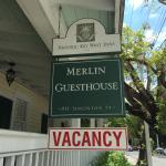Photo de Merlin Guest House Key West
