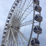 The Big Wheel on the sea front