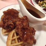 Chicken Dish from Ma'Plucker