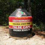 Foto di False Cape State Park