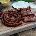 Chistorra y Chorizo Argentino