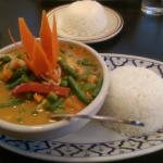 Penang Curry @ Thai O Restaurant in Redmond, OR