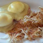 Shirley's Eggs Benedict