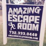 ‪Amazing Escape Room‬