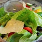 A raw salad - delicious