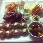 Platter to share
