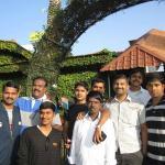 My team before starting