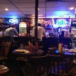 Big Ed's, a dive bar w/ quick & cheap eats right off the campus.