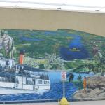 fresque de Sherbrooke