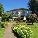 Hotel Lindenallee - Ansicht von der Seeseite