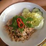 Starter Chicken Salad