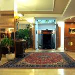 Hall dell'albergo Seggiovia