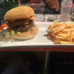 Photo de Burger one