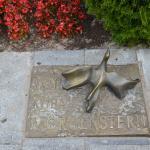 Walk of Fame Miedzyzdroje Foto