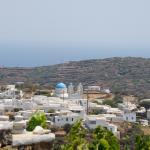 Vue sur le golfe d'Apollonia