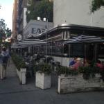 Empire diner exterior