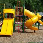 another play area at the campground