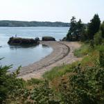 Deer Island Point Lighthouse