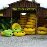 tube center barn