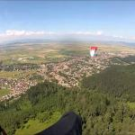 Bunloc from a paraglider