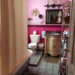 Bathroom of The Colony Room