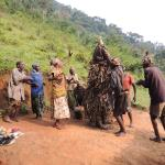 feel for the Batwa and their lives now ...