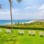 Main Garden View / From this place you will get the best view of Playa Bacocho