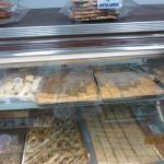 dessert diplay case