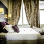 Honeymoon or lovers room