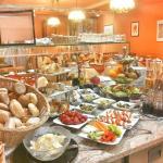 Unser frisches und vielseitiges Frühstücksbuffet