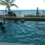 piscina de relajacion