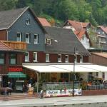 Eiscafe Nr.1 und Pension