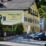 Das Gasthaus zur Post in Seekirchen