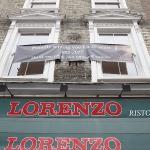 Lorenzo restaurant over three floors