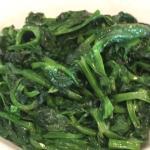 Pea pods and lamb chili